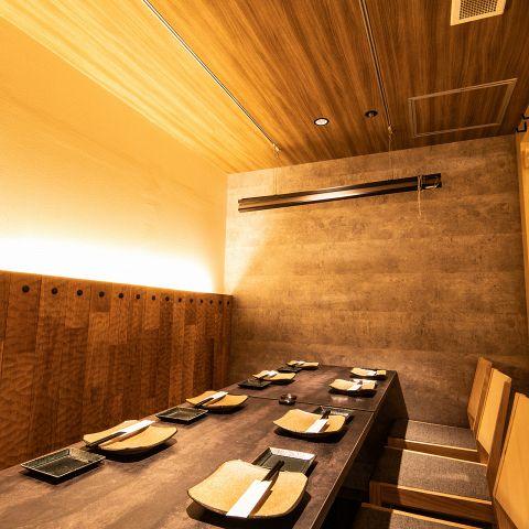 海鮮&牡蠣 食べ放題×全席個室 陣八 札幌すすきの店|店舗イメージ2