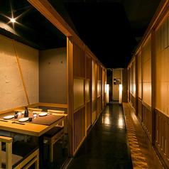 個室居酒屋 魚河岸 いろり屋 札幌駅前店の雰囲気1