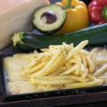 料理メニュー写真ラクレットチーズ ポテト