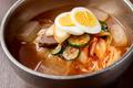 料理メニュー写真【無添加スープ】冷麺