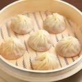 料理メニュー写真蟹肉小籠包(6ヶ)