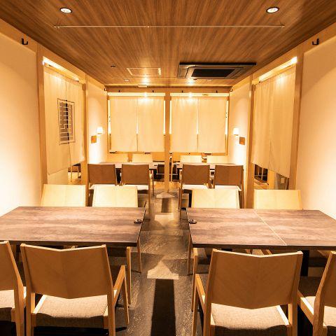 海鮮&牡蠣 食べ放題×全席個室 陣八 札幌すすきの店|店舗イメージ3