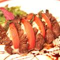 料理メニュー写真牛フィレ肉の欧風ステーキ