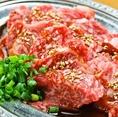 旨い炭火焼肉ならロースは必食☆肉の違いがよくわかります!