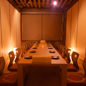 禁煙個室あり★完全個室のお座敷空間♪周りを気にせず宴会が可能です☆