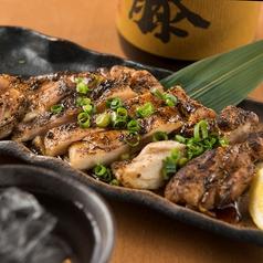 鶏もも肉の1枚焼き
