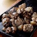 料理メニュー写真薩摩地鶏炙り焼【鹿児島産】