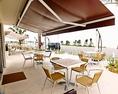 ★ウミカジテラス店※テラス席は全12席で3テーブル。(4名席ですが、2名様でもお気軽にお声掛け下さい)