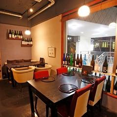 さまざまなシーンで使える宴会個室となっております。宴会コースも毎月1日頃にはメニューが変わるので、飽きずに何度も通えます!