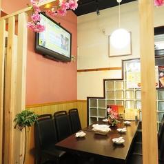 聚賓楼 しゅうひんろう 水道橋店の雰囲気1