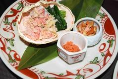 こっぺ蟹 生姜酢