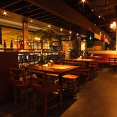 Hamburgsteak CALIFORNIA カリフォルニア ヨドバシ博多店の雰囲気2