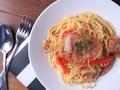 料理メニュー写真ペペロンチーノ