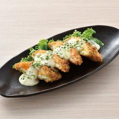 白身魚のとろ~りチーズフライ