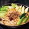 料理メニュー写真豚坦々鍋