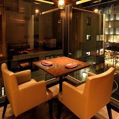 【完全個室完備】個室テーブル席(2名様用) プライベートや大切な仲間とごゆっくり☆