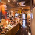 イの雰囲気を愉しみながら本格タイ料理をお召し上がりください!いつもと違う雰囲気の中で、楽しい時間を過ごしませんか?