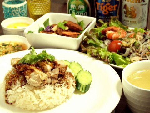 泰国鶏飯食堂 ガッチキ