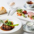 【グリル銀鱗荘の魅力紹介 その1】《本格フレンチが楽しめるお店》 フレンチシェフによる北海道産食材を巧みにアレンジした本格フランス料理が楽しめます。季節や旬に合わせてプラン内容も変わるので、何度お越しいただいても楽しめるお店です。