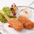 料理メニュー写真ずわい蟹のクリームコロッケ