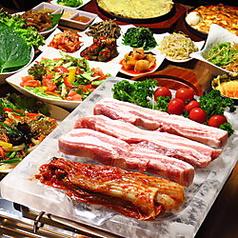 韓国料理居酒屋 豚どんのおすすめ料理1