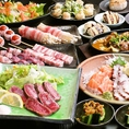 長崎県産、鮮度にこだわった食材で単品料理もコースもお作りしています!ぜひ一度ご賞味下さい。