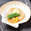 料理メニュー写真ほたてのバター醤油焼き