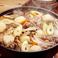 料理メニュー写真芋の子鍋