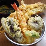 浅草の名店の味「天婦羅」