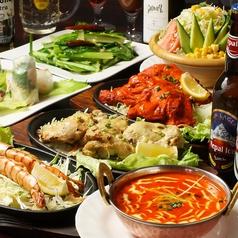 インドレストラン ロイヤルタリーの写真