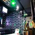 【カラオケビッグエコー 鶴ヶ峰】大人気のコンセプトルーム♪こちらは、ライブルームです!!まるでライブハウス!ライティングのあるステージで歌えます♪
