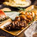 料理メニュー写真滋賀県近江黒鶏の焼き鳥
