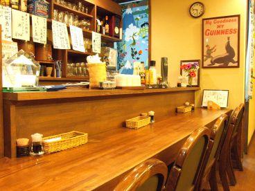 玄米BAR ユキガヤ食堂の雰囲気1
