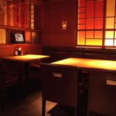 【渋谷個室居酒屋】ダウンライトの静かめな店内!【渋谷個室居酒屋渋谷東口】