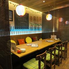 沖縄食堂 ハイサイ 梅田HEPナビオ店の雰囲気1