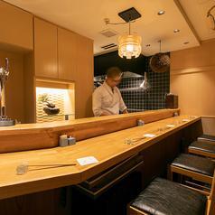 祇園 天ぷら 晩餐の写真