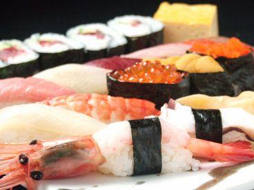 三是寿司のおすすめ料理1