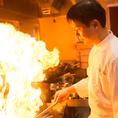 腕利きの職人が本場中華の味をご提供します。