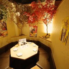 4~8名様プライベート感たっぷり個室☆掘りごたつなので足を延ばしてゆったり♪当店おすすめの宮崎料理をご堪能下さい。