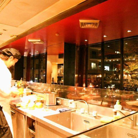 【2階】オープンキッチン