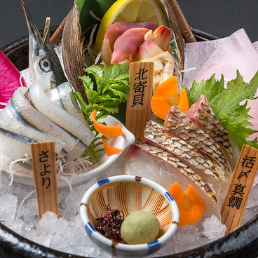 隠れ家個室 和食 とりうお TORI 魚 池袋本店のおすすめ料理1