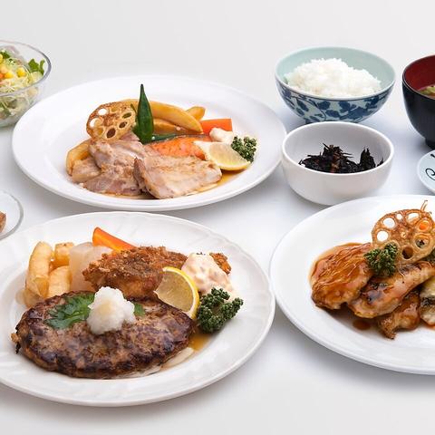 【メイン料理+ブッフェ付800円~☆】ホテルの贅沢ランチをリーズナブルに♪