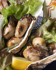 料理メニュー写真広島県産 牡蠣バター