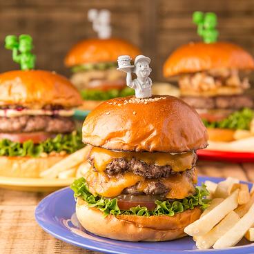 Burger Factoryのおすすめ料理1