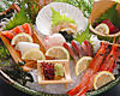 料理メニュー写真【旨い】魚太郎お造り七種盛