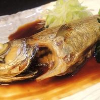日替わり鮮魚の煮つけ880円(税抜)~
