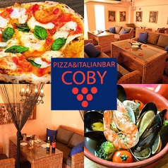 PIZZA&ITALIAN BAR COBY コビーの写真