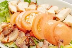 料理メニュー写真雀庵特製選べるサラダ