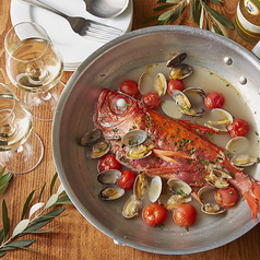 海鮮イタリアン食堂 Fish House MARIO Bocca フィッシュハウスマリオボッカの写真