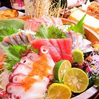魚吟酒場のごっつ桶盛り【1人前800円(税抜)】